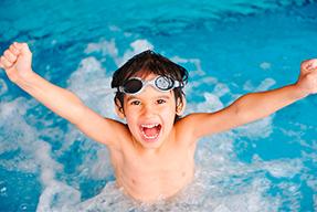 Schwimmclub - Techniktraining Kinder 6 – 11 J.