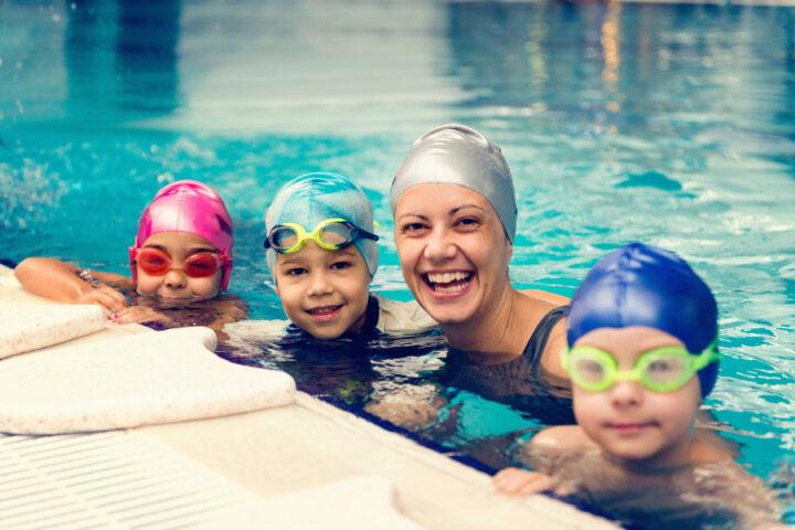 Schwimmkurs Fortführung Kinder 4-5 J.